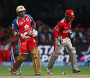 Sachin Rana was bowled by Akshar Patel for 18, Royal Challengers Bangalore v Kings XI Punjab, IPL 2014, Bangalore, May 9 2014