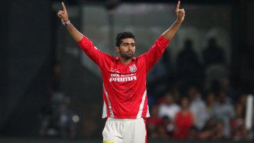 Shivam Sharma dismissed Albie Morkel for 16