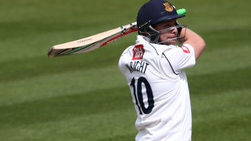 Luke Wright made his highest first-class score of 189