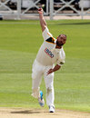 Andre Adams was making his first appearance of the season, Nottinghamshire  v Northamptonshire, County Championship, Division One, Trent Bridge, 2nd day, May 12, 2014