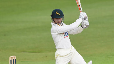 James Taylor progressed past a half-century