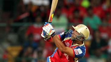 Yuvraj Singh thumped nine sixes
