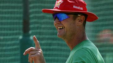 Zimbabwe batting coach Grant Flower