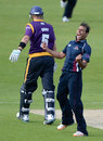 Azharullah removed Joe Root lbw, Yorkshire v Northamptonshire, NatWest T20 Blast, North Division, Headingley, May 16, 2014