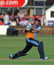 Marcus North made 90 but couldn't save Derbyshire from defeat, Leicestershire v Derbyshire, NatWest T20 Blast, Grace Road, May 16, 2014