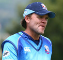 Lou Vincent fields for Auckland, Otago v Auckand, HRV Cup, Queenstown, December 31, 2012
