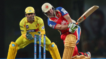 AB de Villiers goes on the attack