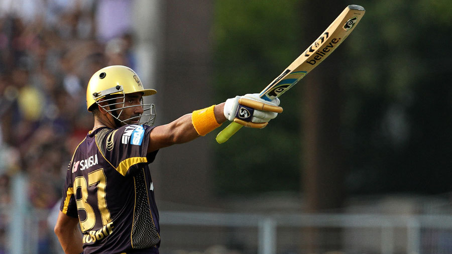 Robin Uthappa collected yet another half-century