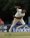 Naved Arif runs in to bowl, Sussex v Surrey, County Championship Division One, Horsham, June, 6, 2012
