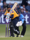 Owais Shah on his first Hampshire appearance, Sussex v Hampshire, NatWest T20 Blast, South Division, Hove, May 23, 2014