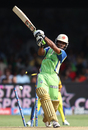 Vijay Zol was bowled for 13, Royal Challengers Bangalore v Chennai Super Kings, IPL 2014, Bangalore, May 24, 2014