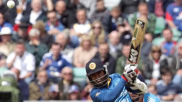 Ashan Priyanjan provided some late impetus