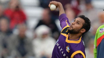 Adil Rashid was the pick of the bowlers with 2 for 19
