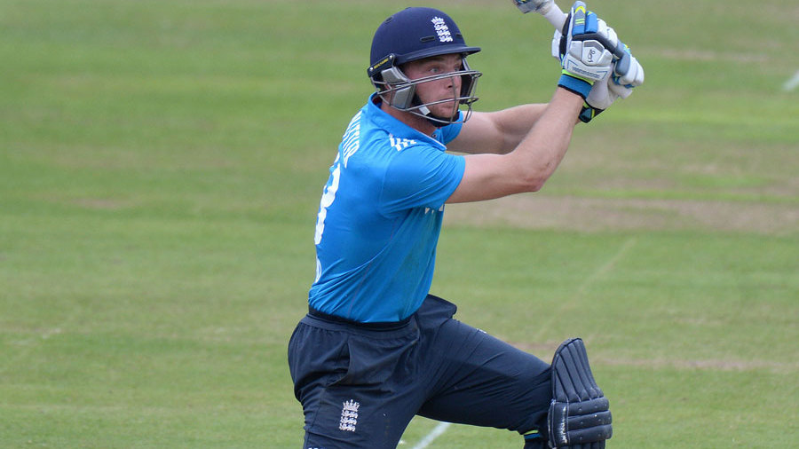 Jos Buttler got going to give England hope