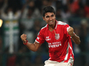 Karanveer Singh claimed a four-for, Kolkata Knight Riders v Kings XI Punjab, IPL 2014, final, June 1, 2014