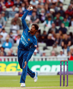 Sachithra Senanayake's impact on the match stretched far beyond his bowling figures