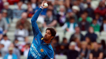 Sachithra Senanayake carried on regardless having been reported for throwing at Lord's