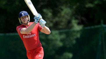 Andrew Flintoff made 16 opening the batting for Lancashire twos