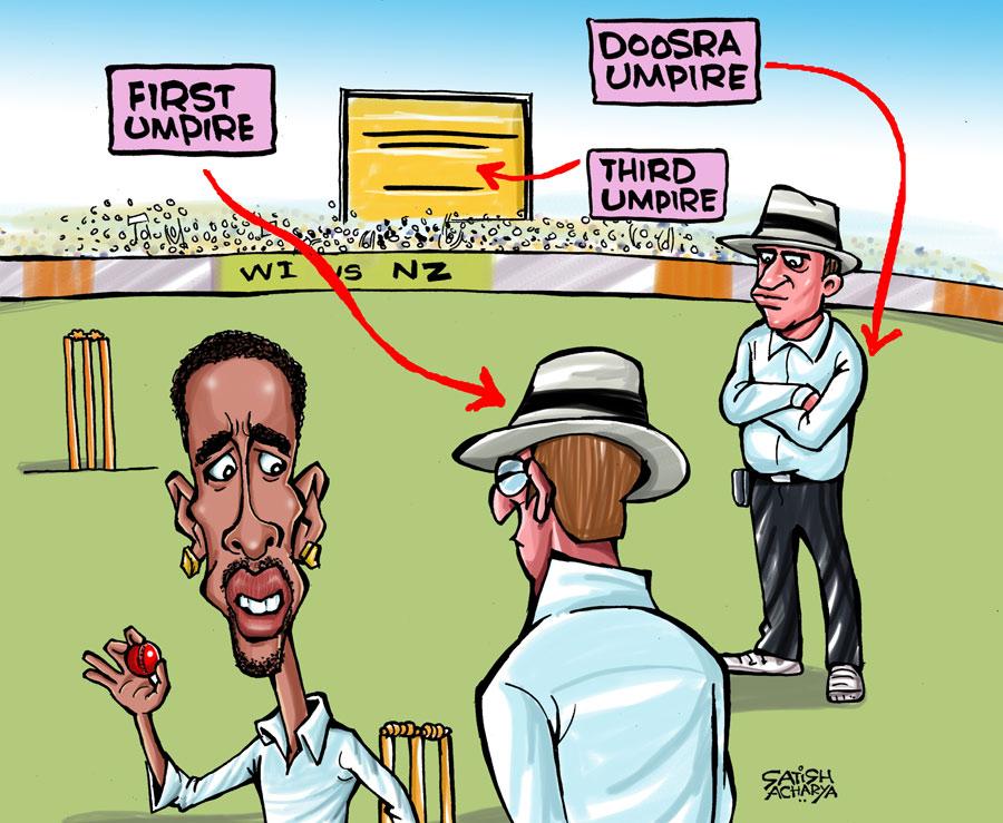 How to Bowl the Doosra