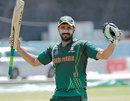 Hammad Saeed smashed 181 off 121 balls to lead Saudi Arabia to a 300-run win, Bhutan v Saudi Arabia, Asian Cricket Council Elite League, Singapore, June 8, 2014