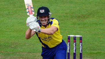 Michael Klinger top-scored with 70
