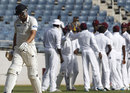 Peter Fulton was out for a duck, West Indies v New Zealand, 1st Test, Kingston, 3rd day, June 10, 2014