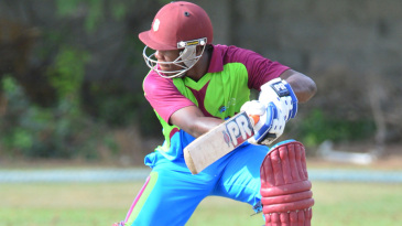 Nkrumah Bonner made an unbeaten hundred