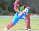 Nkrumah Bonner made an unbeaten hundred, Sagicor High Performance Centre v Bangladesh A, Barbados, June 12, 2014