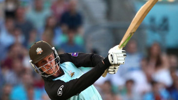 Jason Roy hammered 81 off 43 balls