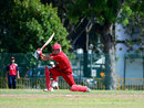 Freddie Klokker's 61 powered Denmark's start, Denmark v Singapore, WCL Division 4, Singapore, June 21, 2014
