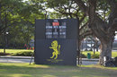 Singapore Cricket Club Scoreboard