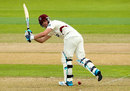 Craig Kieswetter struck a couple of boundaries, Nottinghamshire v Somerset, County Championship Division One, Trent Bridge, 1st day, June 22, 2014