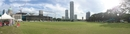Singapore Cricket Club, Panoramic view, 2014