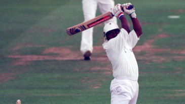 Aravinda de Silva hit a hundred in the final