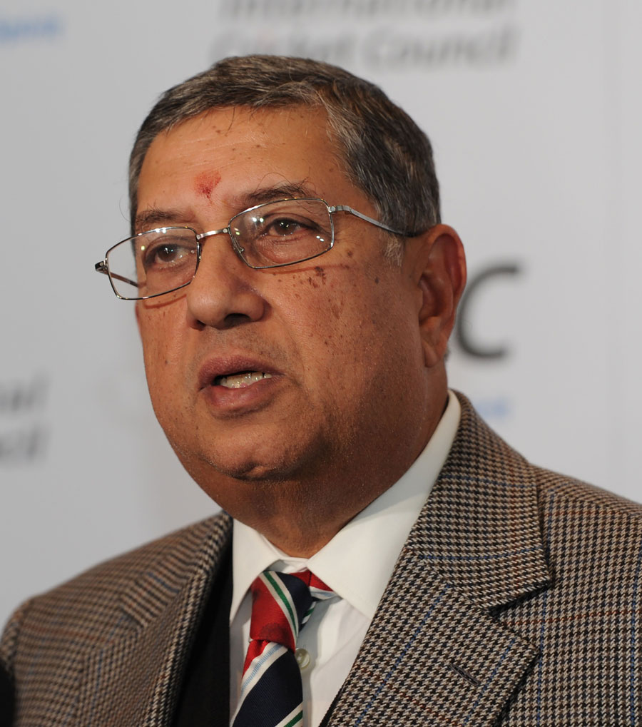 CoA allegations 'unsubstantiated, hypothetical' - Srinivasan