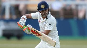 Gautam Gambhir scored 54