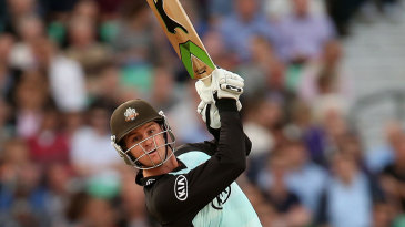 Jason Roy smashes 63 off 25 balls