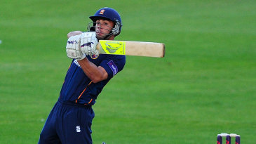 Mark Pettini spearheaded Essex's run chase