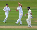 Ben Cotton enjoyed removing Virat Kohli, Derbyshire v Indians, tour match, Derby, 2nd day, July 2, 2014