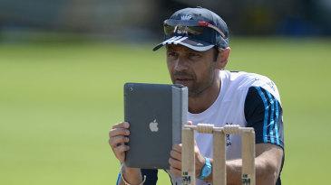 The modern coach: Mark Ramprakash plus ipad