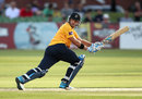 Sean Ervine top-scored with 47, Kent v Hampshire, NatWest T20 Blast, South Division, Canterbury, July 4, 2014