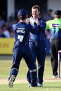Tim Phillips had Kevin Pietersen stumped by James Foster, Essex v Surrey, NatWest T20 Blast, South Division, Chelmsford, July 4, 2014