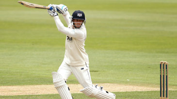 Chris Dent helped give Gloucestershire a solid start