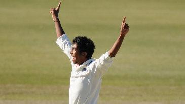 Jasprit Bumrah took 5 for 132