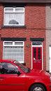 The house where Harold Larwood lived: No. 17, Chapel Street, Nuncargate, Nottinghamshire, July 6, 2014