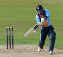 Gareth Cross made 48 in 33 balls, Northamptonshire v Derbyshire, NatWest T20 Blast, Wantage Road, July 11, 2014