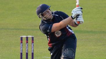 Richard Levi heaved Northants to victory
