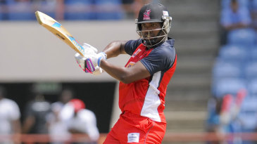 Darren Bravo scored a 42-ball 54