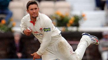 Simon Kerrigan bowled 10 unimpressive overs