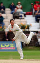 Simon Kerrigan bowled 10 unimpressive overs, Lancashire v Nottinghamshire, County Championship Division One, Aigburth, 2nd day, July 14, 2014